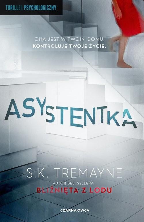 okładka Asystentkaksiążka      S.K.  Tremayne