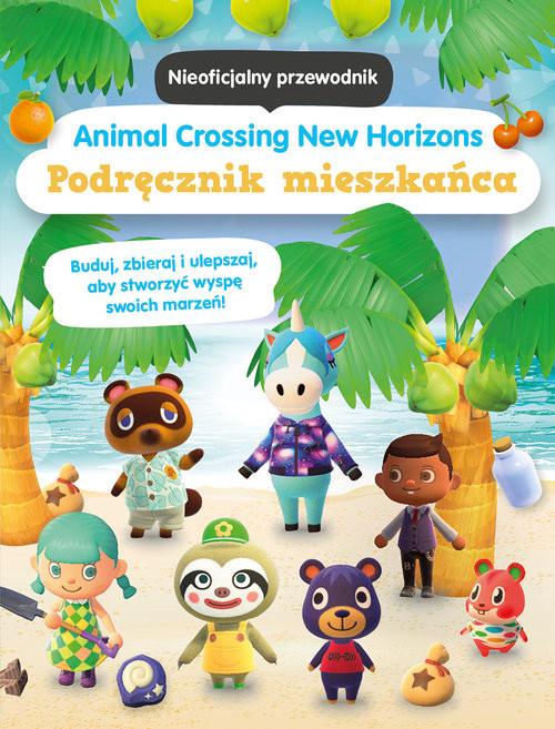 okładka Animal Crossing Podręcznik mieszkańcaksiążka |  | Praca Zbiorowa