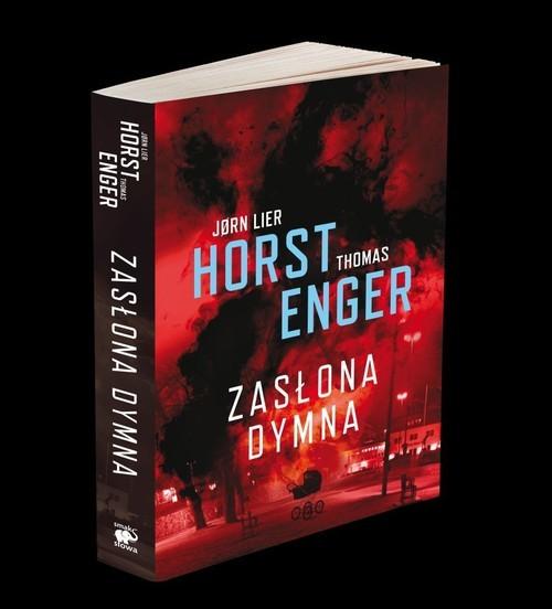 okładka Zasłona dymnaksiążka |  | Jorn Lier Horst, Thomas  Enger
