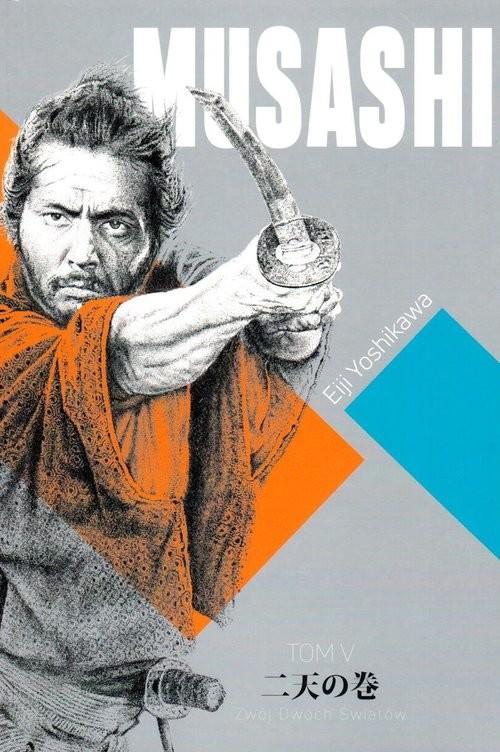 okładka Musashi Zwój Dwóch Światów Tom 5książka |  | Yoshikawa Eiji