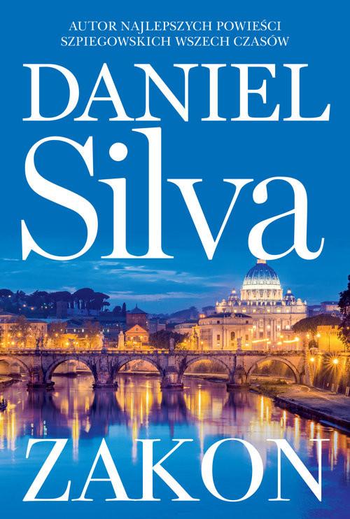 okładka Zakonksiążka |  | Daniel Silva