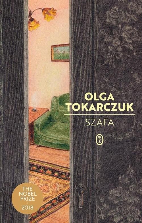 okładka Szafaksiążka |  | Olga Tokarczuk