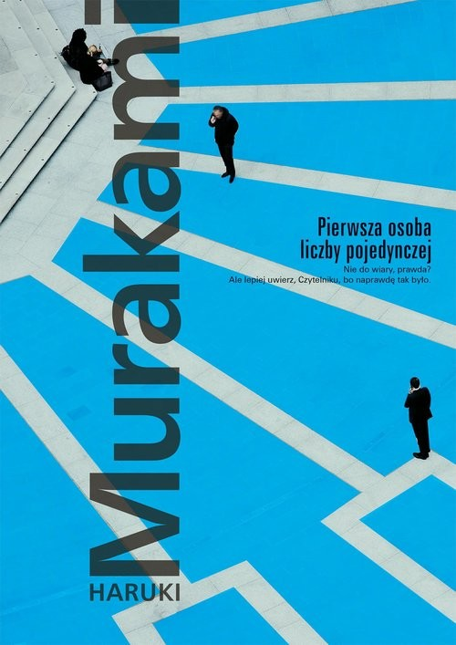 okładka Pierwsza osoba liczby pojedynczejksiążka |  | Haruki Murakami