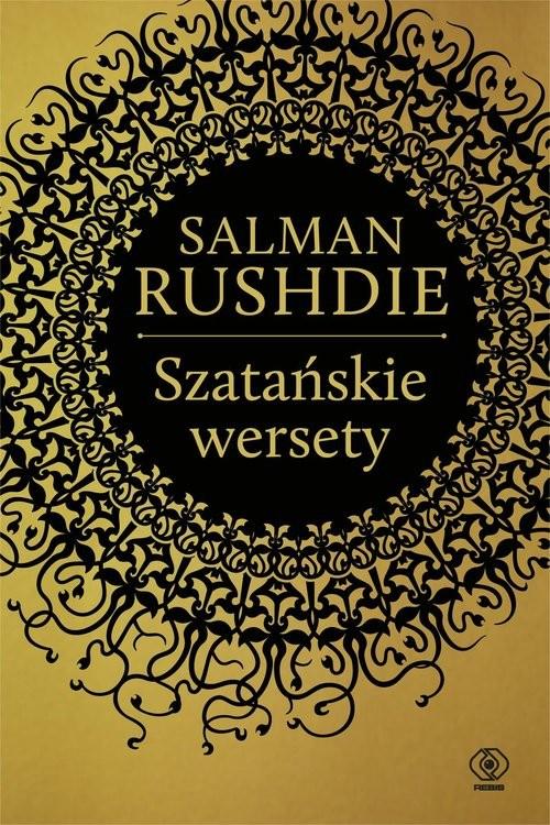 okładka Szatańskie wersetyksiążka      Salman Rushdie