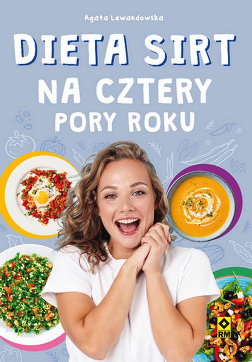 okładka Dieta SIRT na cztery pory rokuksiążka |  | Agata Lewandowska