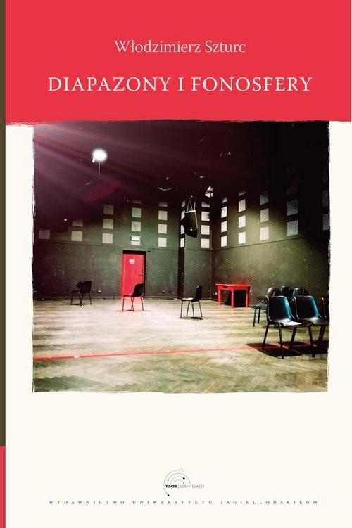 okładka Diapazony i Fonosferyksiążka      Szturc Włodzimierz