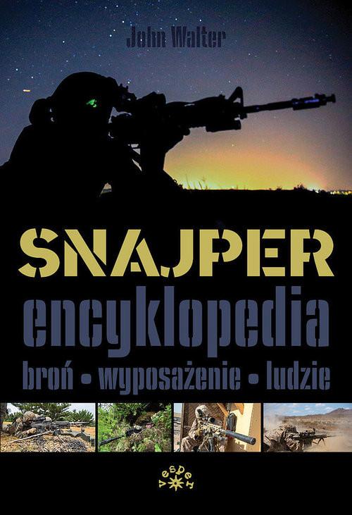 okładka Snajper Encyklopediaksiążka |  | Walter John