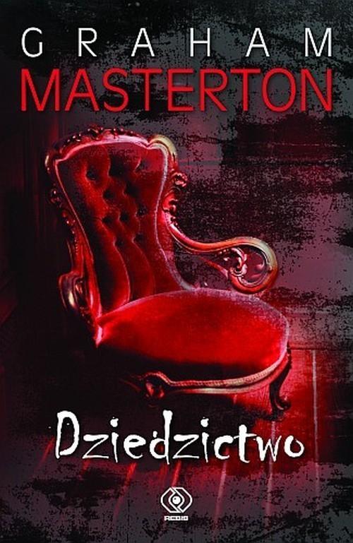 okładka Dziedzictwoksiążka |  | Graham Masterton
