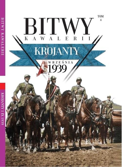 okładka Bitwy Kawalerii nr 4 Krojantyksiążka |  |