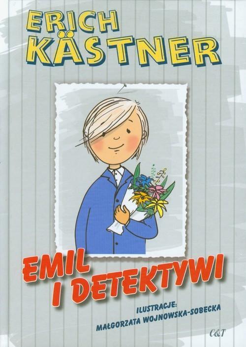 okładka Emil i detektywiksiążka      Kastner Erich