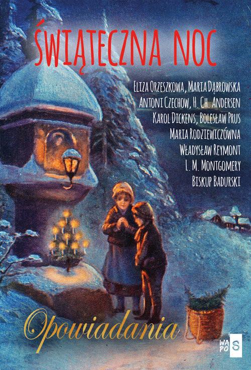 okładka Świąteczna noc Opowiadaniaksiążka |  |