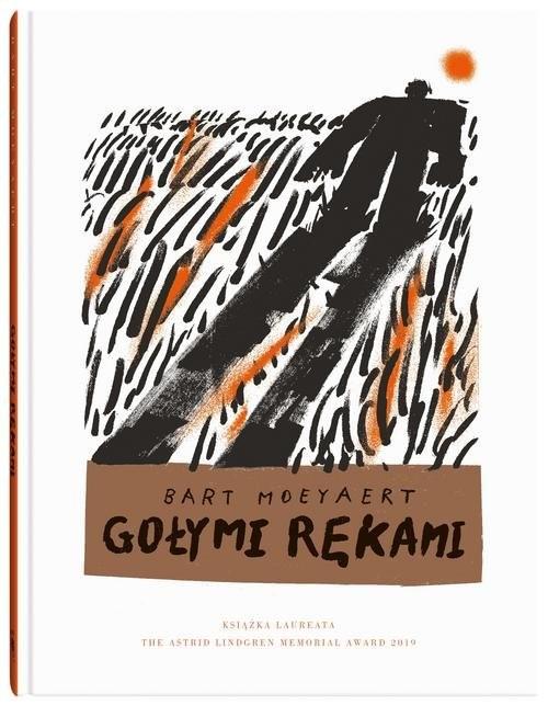 okładka Gołymi rękamiksiążka |  | Moeyaert Bart