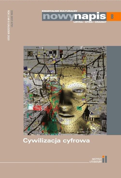 okładka Nowy napis. Liryka, epika, dramat 8/2020książka     
