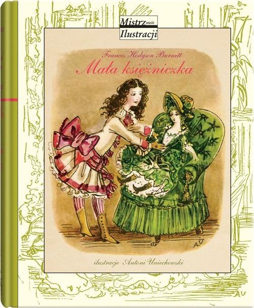 okładka Mała księżniczkaksiążka |  | Burnett Frances Hodgson