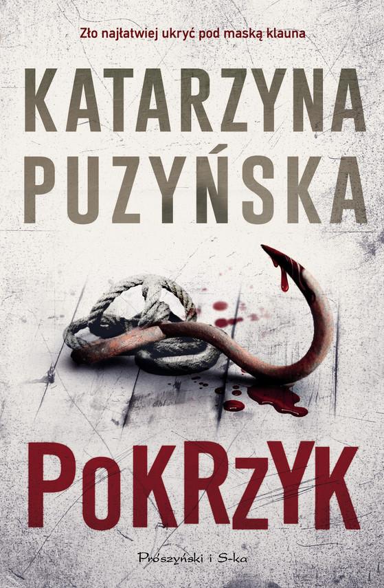okładka Pokrzykebook | epub, mobi | Katarzyna Puzyńska