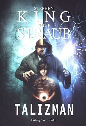 okładka Talizmanebook | epub, mobi | Stephen King, Peter Straub
