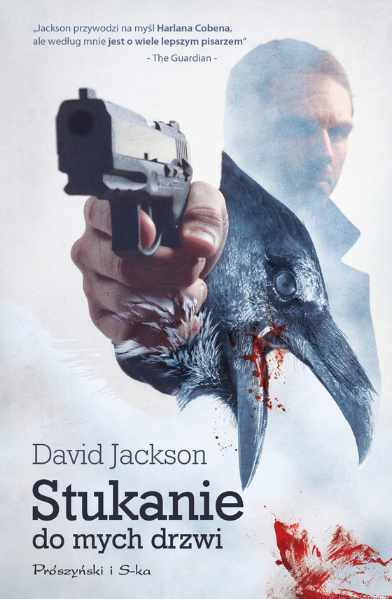 okładka Stukanie do mych drzwiebook | epub, mobi | David Jackson