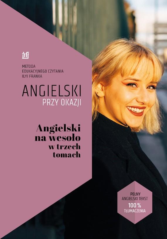 okładka Angielski na wesoło w trzech tomachebook | epub, mobi | Ilya Frank