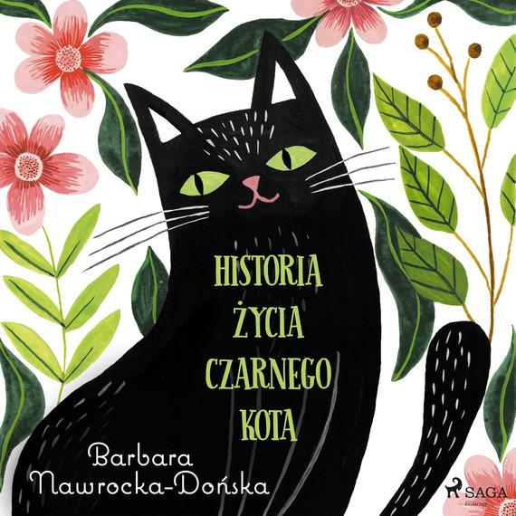 okładka Historia życia czarnego kotaaudiobook   MP3   Barbara Nawrocka Dońska