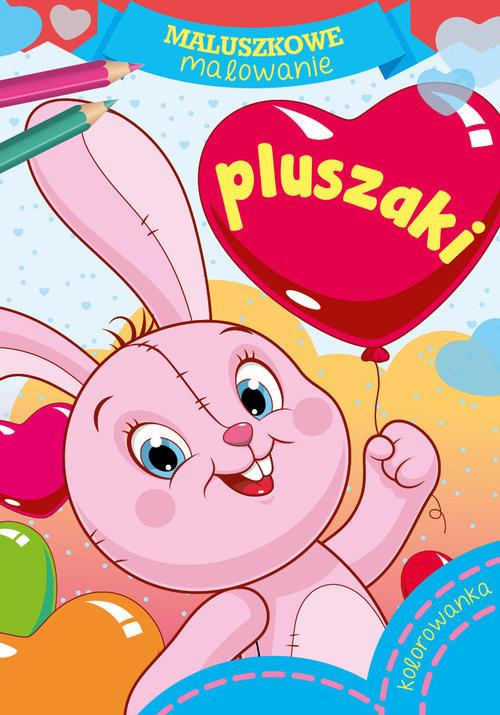 okładka Maluszkowe malowanie Pluszakiksiążka |  |