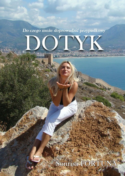 okładka Przyciąganie Dotykksiążka      Fortuna Sonrisa