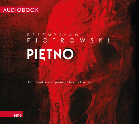 okładka Piętnoaudiobook | MP3 | Przemysław Piotrowski