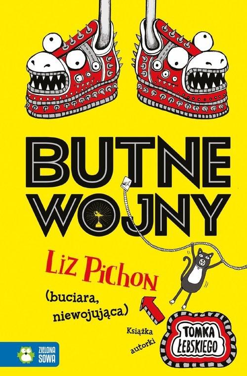 okładka Butne wojnyksiążka |  | Pichon Liz