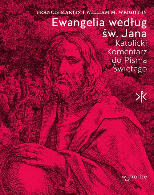 okładka Ewangelia według św. Janaksiążka |  | Martin Francis, M. Wright IV William