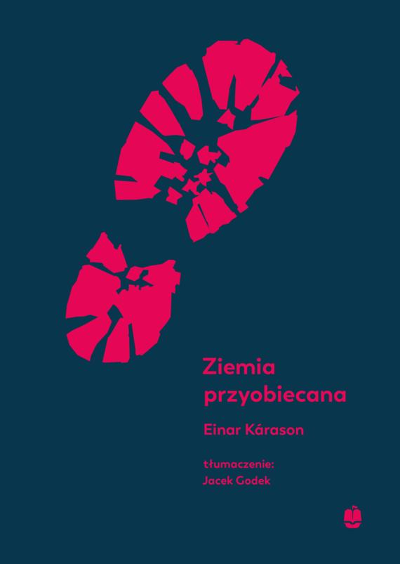 okładka Ziemia przyobiecanaebook | epub, mobi | Kárason Einar