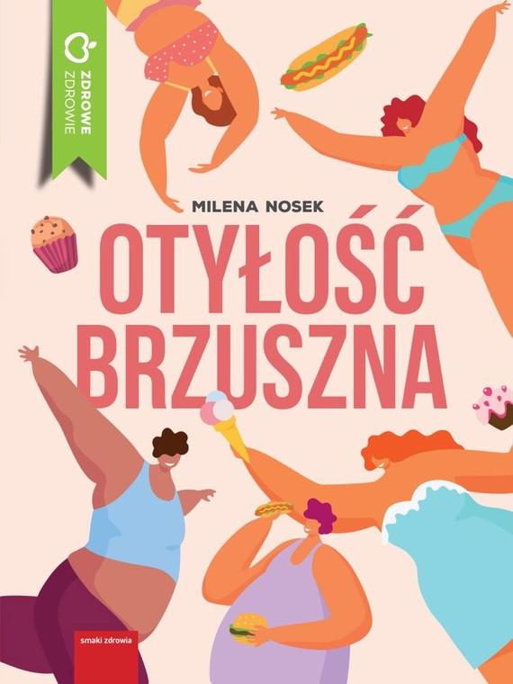 okładka Otyłość brzusznaebook   epub, mobi   Milena Nosek