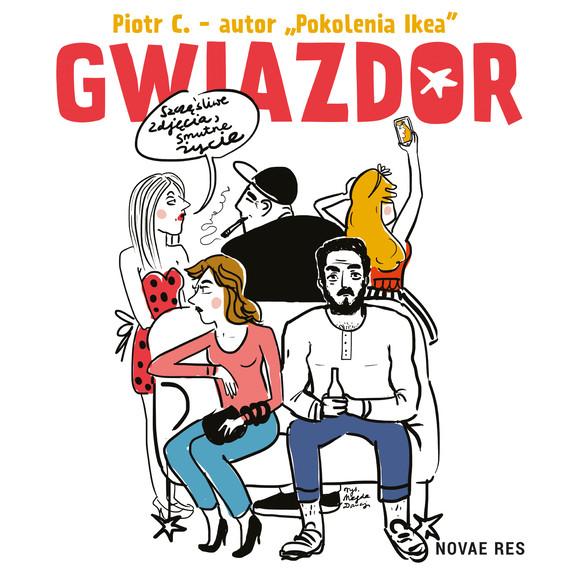 okładka Gwiazdoraudiobook | MP3 | Piotr  C
