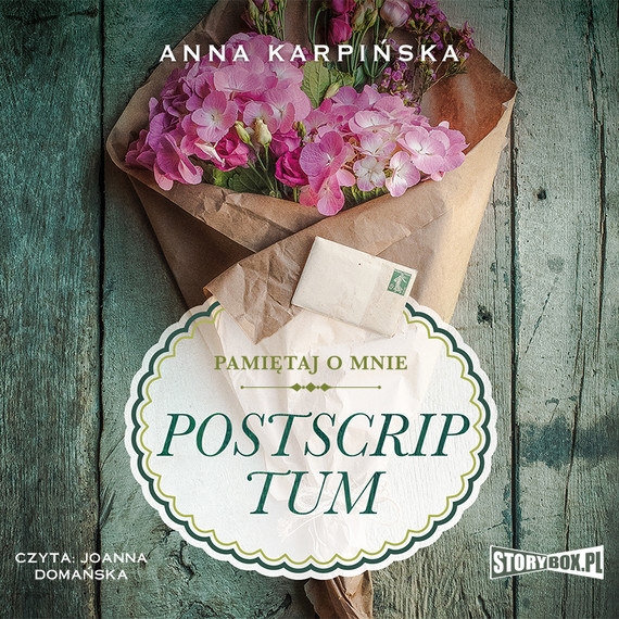 okładka Pamiętaj o mnie. Tom 2. Postscriptumaudiobook | MP3 | Anna Karpińska
