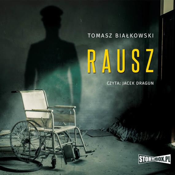 okładka Rauszaudiobook | MP3 | Tomasz  Białkowski