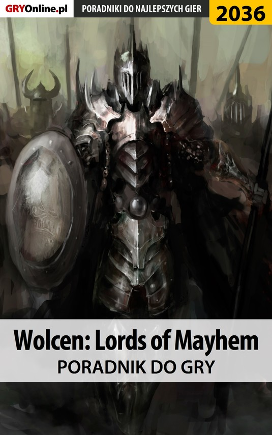 okładka Wolcen Lords of Mayhem - poradnik do gryebook | epub, mobi, pdf | Natalia Fras