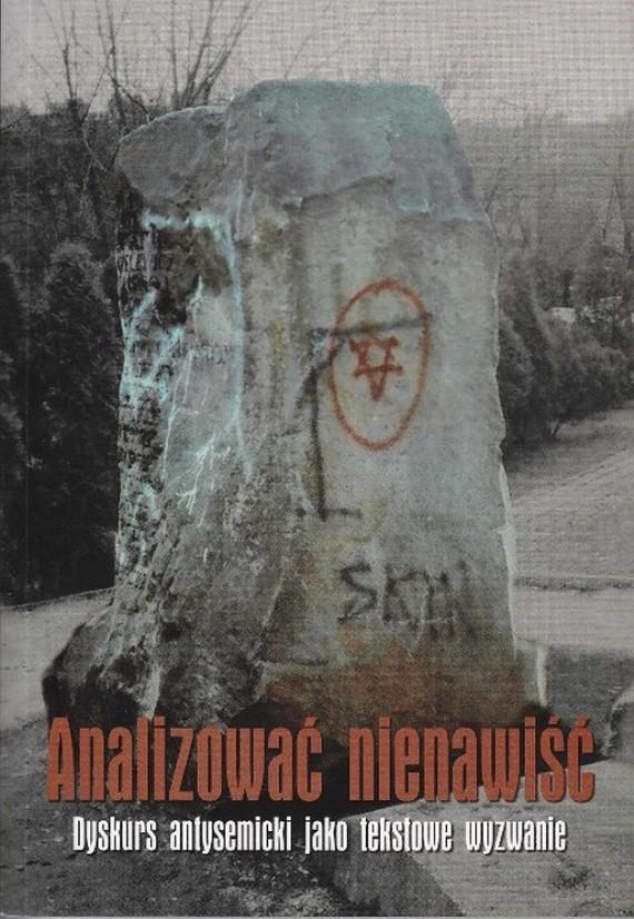 okładka Analizować nienawiśćebook | pdf | Paweł Kuciński, Grzegorz Krzywiec
