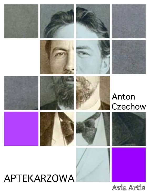 okładka Aptekarzowaebook | epub, mobi | Anton Czechow
