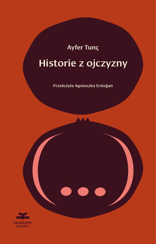 okładka Historie z ojczyznyebook   epub, mobi   Ayfer Tunç