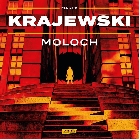 okładka Molochaudiobook | MP3 | Marek Krajewski