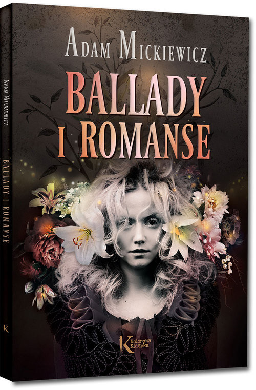 okładka Ballady i romanseksiążka |  | Adam Mickiewicz