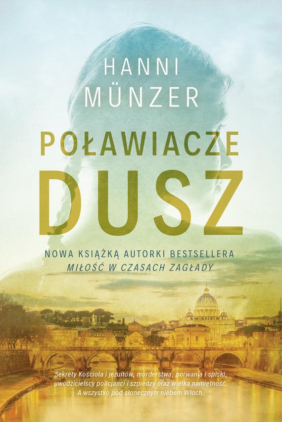 okładka Poławiacze duszebook | epub, mobi | Hanni Münzer