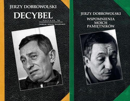 okładka Pakiet Decybel + Wspomnienia moich pamiętnikówksiążka |  | Dobrowolski Jerzy