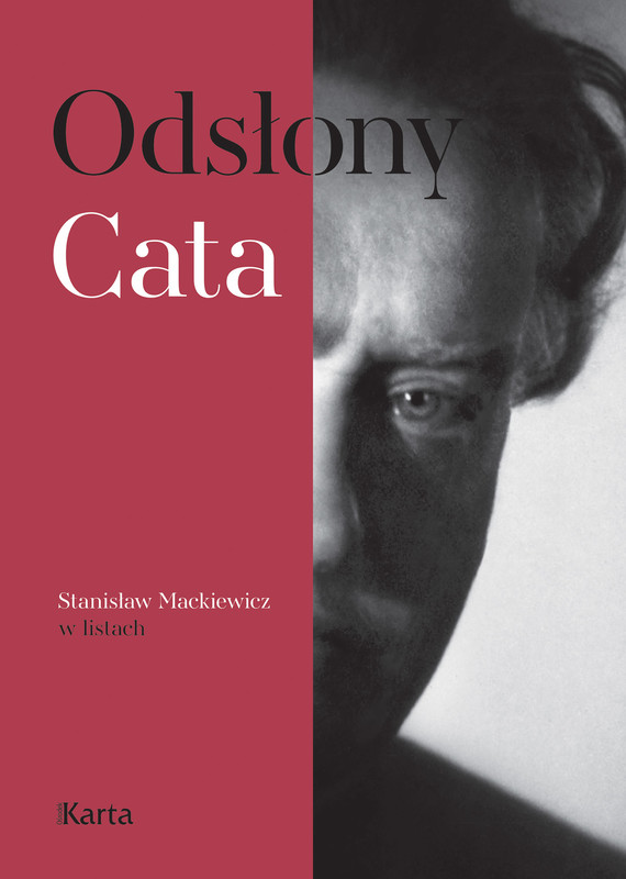 okładka Odsłony Cataebook   epub, mobi   Stanisław Cat-Mackiewicz