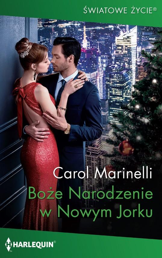 okładka Boże Narodzenie w Nowym Jorkuebook | epub, mobi | Carol Marinelli