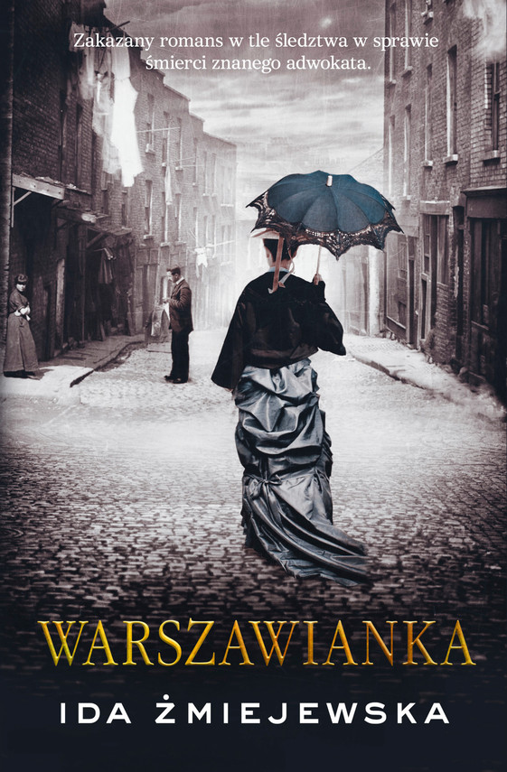okładka Warszawiankaebook | epub, mobi | Ida Żmiejewska