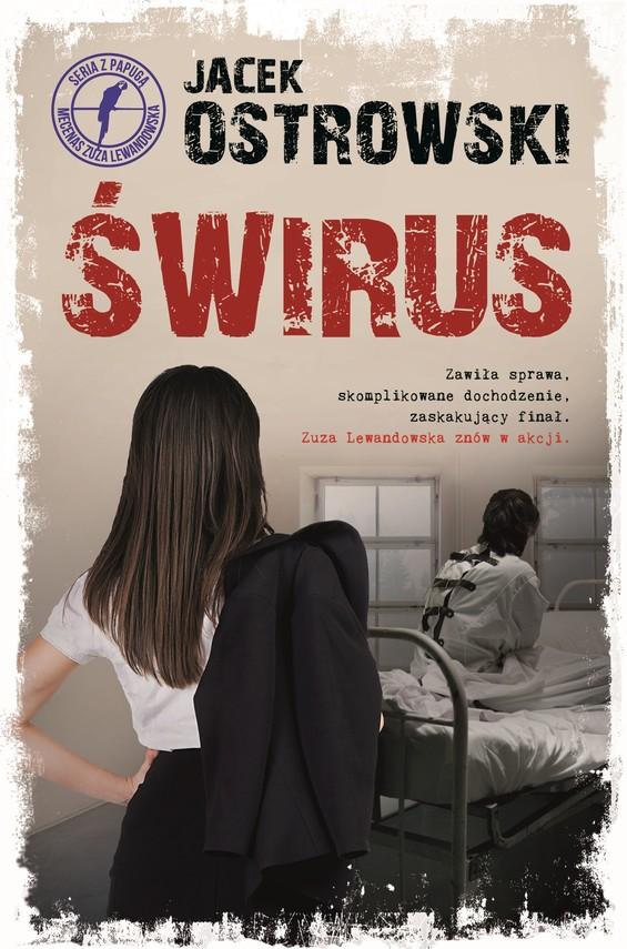okładka Świrusebook | epub, mobi | Jacek  Ostrowski