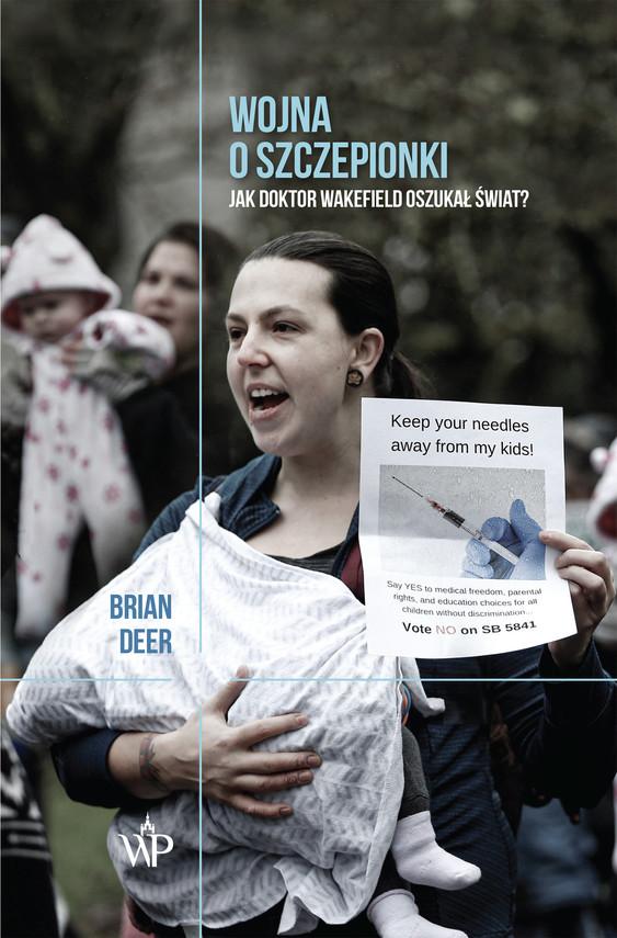 okładka Wojna o szczepionkiebook   epub, mobi   Brian Deer