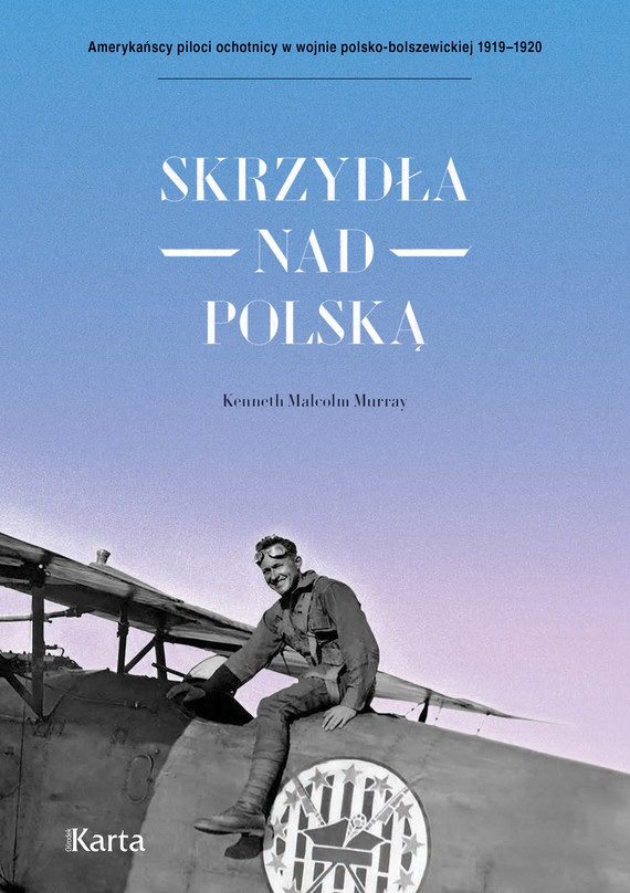 okładka Skrzydła nad Polskąebook   epub, mobi   Kenneth Malcolm Murray