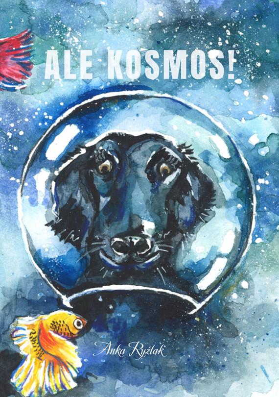 okładka Ale kosmos!ebook | pdf | Ryźlak Anna