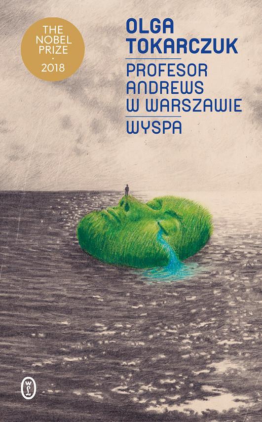 okładka Profesor Andrews w Warszawie. Wyspaebook   epub, mobi   Olga Tokarczuk