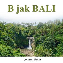 okładka B jak Baliaudiobook   MP3   Joanna Biała